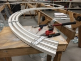 <h5>Multi track radius bends</h5>
